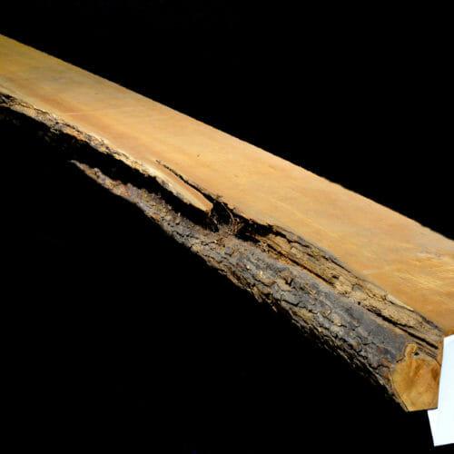 Natural live edge wood slabs for sale at the Bark House. #BKCH-MAN-12-0006