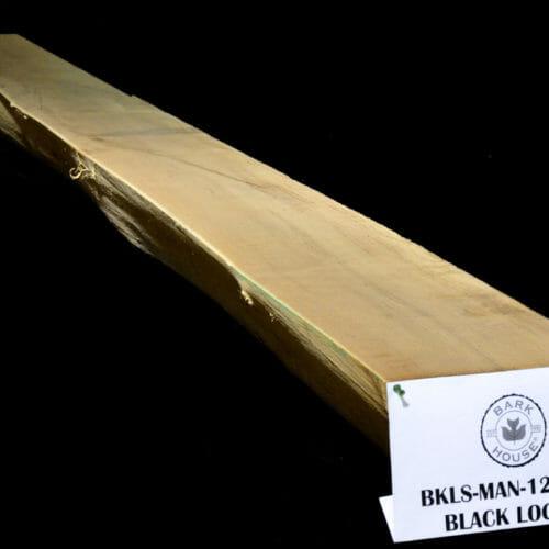 Bark House Black Locust Mantle for sale 12-0005