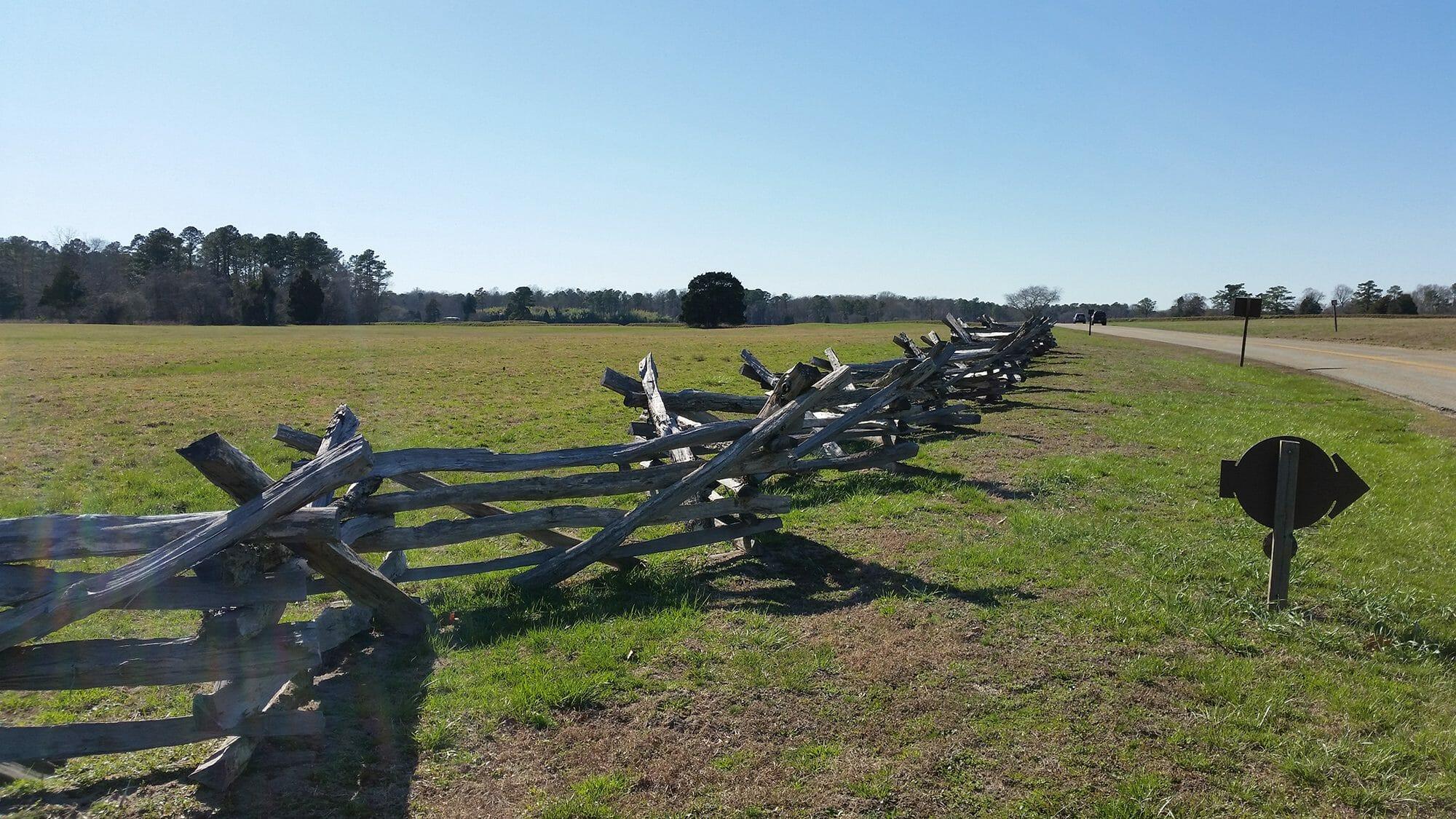 Historic Split Rail Fencing Image Gallery Bark House