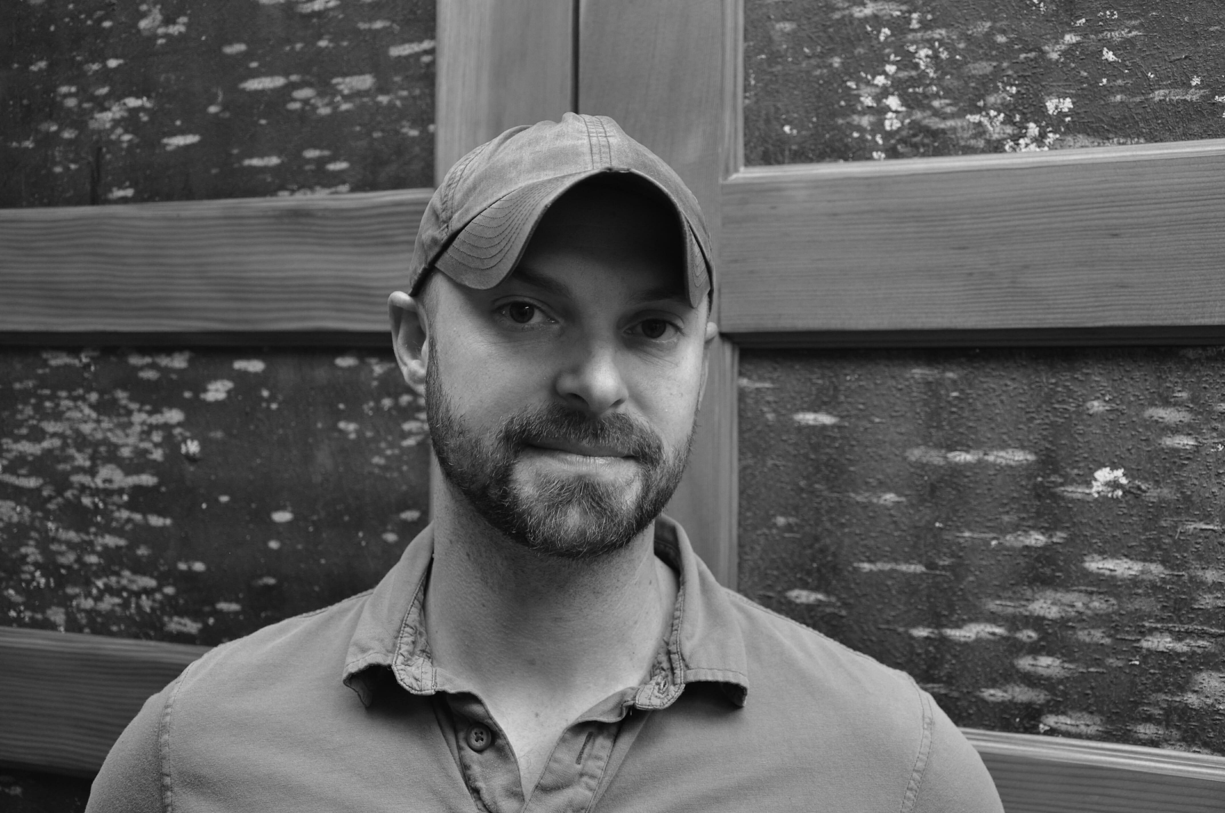 Bark House shingle siding expert crew team member(s):Matt