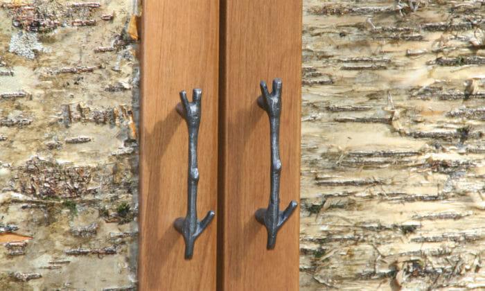 Tree Bark Veneer : Reclaimed wood architecture d wall panels coverings