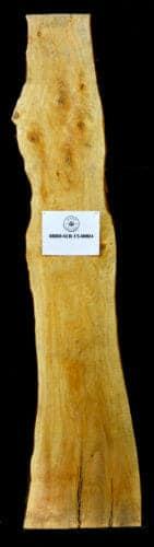 Arbovitae live edge wood slab for sale for desks, tables, designer wall treatments, other. Item #ARBO-SLR-15-0004