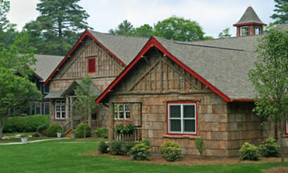 Highland Craftsmen Featured On The Web Bark House