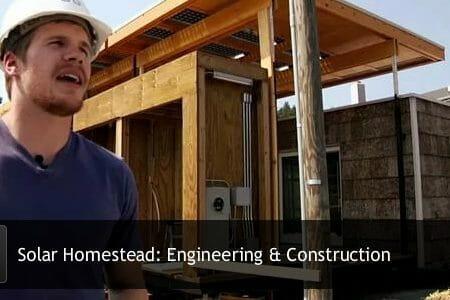 Energy Efficient poplar bark for exterior siding: 2011 Solar Decathalon