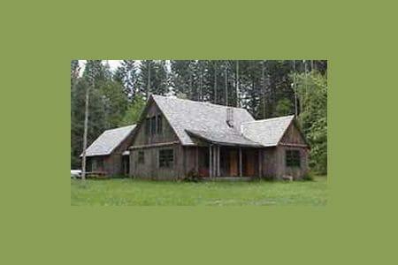 Historic Cedar Bark House
