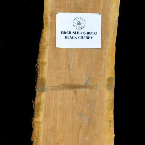 Bark House black cherry live edge slabs for sale #BKCH-SLR-16-0010