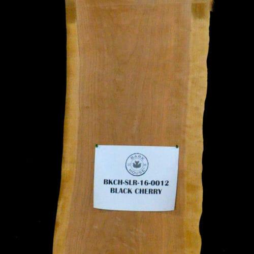 Bark House black cherry live edge slabs for sale #BKCH-SLR-16-0012
