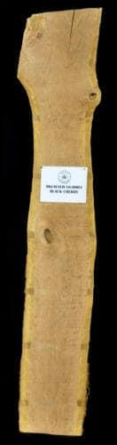 Bark House Black Cherry Live Edge Wood Slab for sale #BKCH-SLR-16-0003