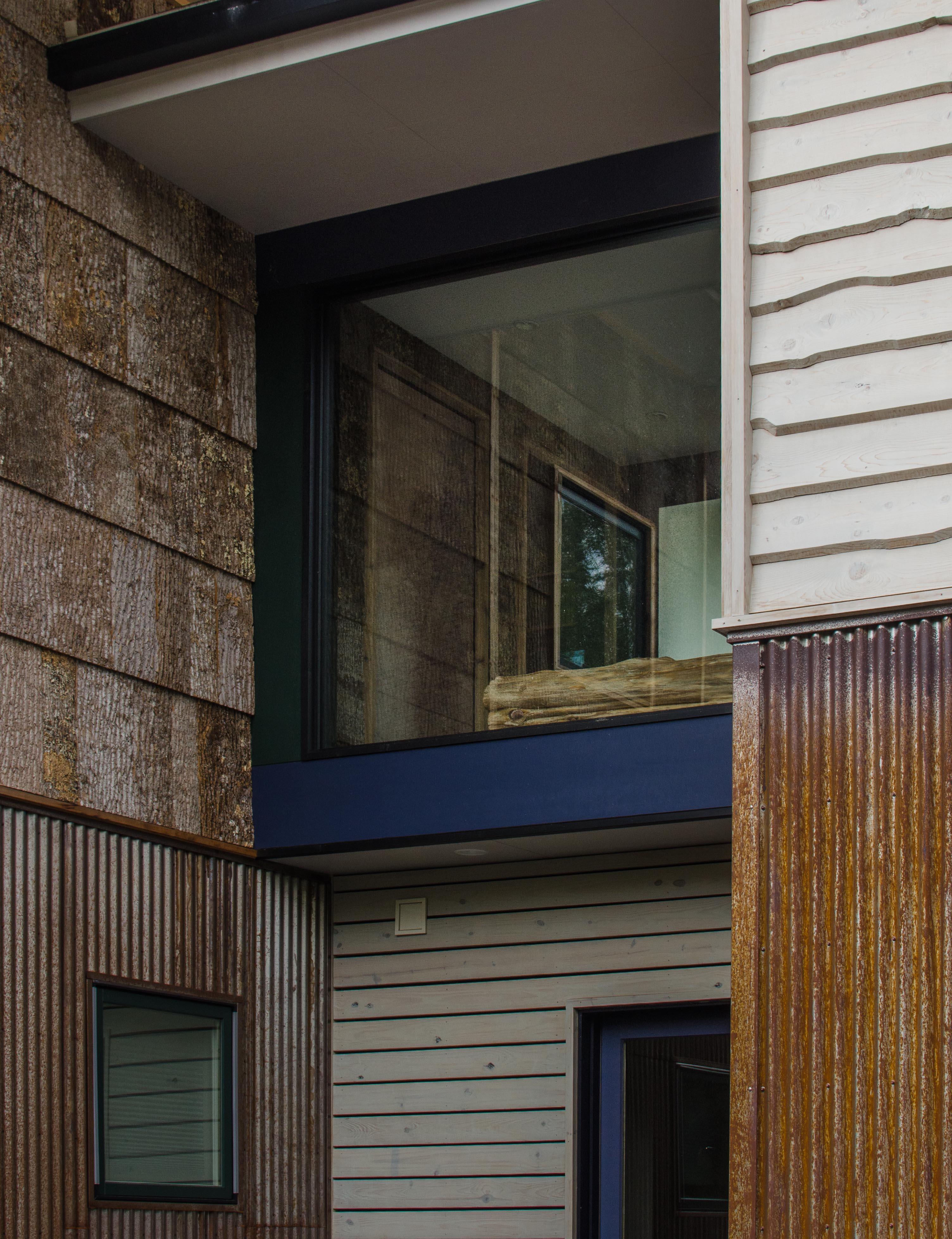 Bark House Exterior Poplar Siding Camusrory 03