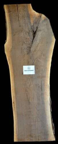Buy live edge black walnut slab for sale at Bark House at Highland Craftsmen