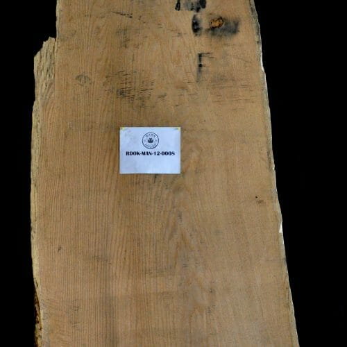 Buy live edge Red Oak Mantle slab for sale at Bark House at Highland Craftsmen