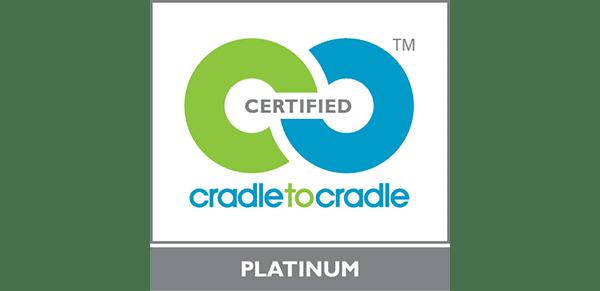 Certified Cradle to Cradle Platinum