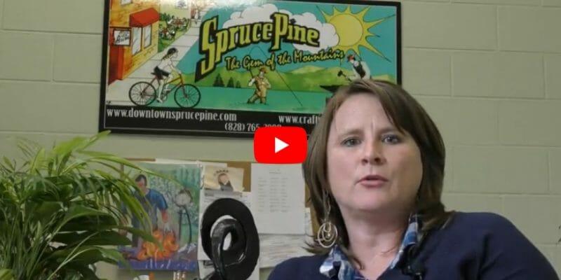 Spruce Pine Main Street Bark House's community value
