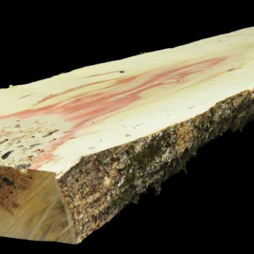 For Sale: Bark House live edge slabs and mantels. Box Elder-MAN-19-0001