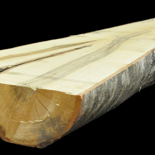 For Sale: Bark House live edge slabs and mantels. Maple MAN-19-0018