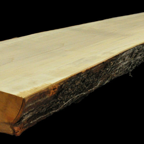 For Sale: Bark House live edge slabs and mantels. Maple MAN-19-0031