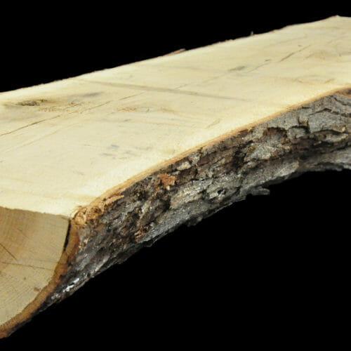 For Sale: Bark House live edge slabs and mantels. White Oak Man-19-0005