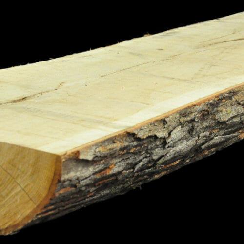 For Sale: Bark House live edge slabs and mantels. White Oak Man-19-0008