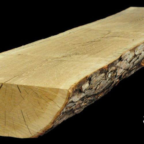 For Sale: Bark House live edge slabs and mantels. White Oak Man-19-0009