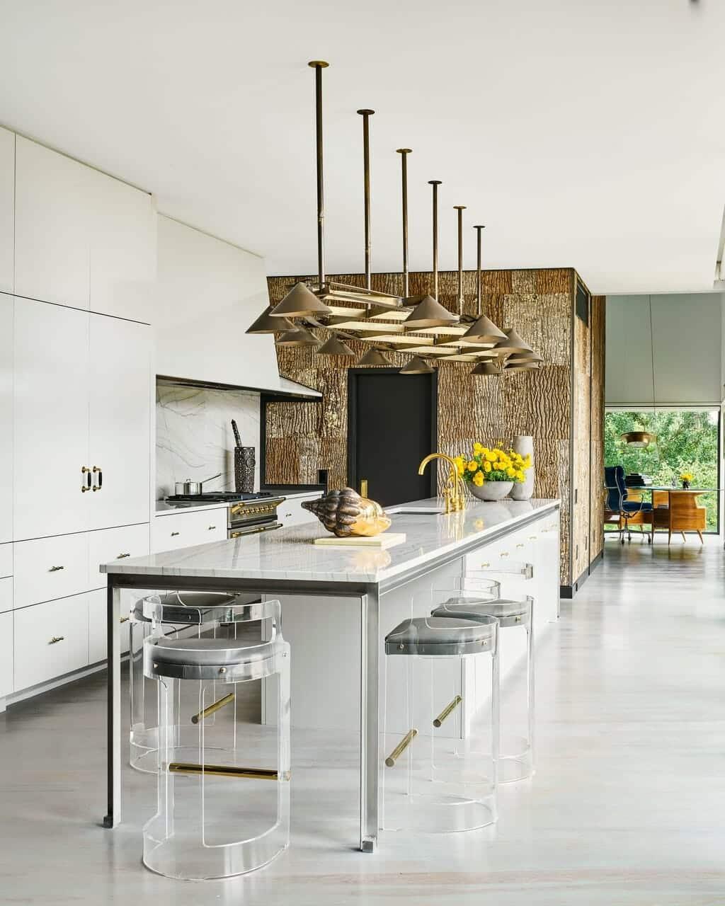 Natural Bark Tiles Architectural Digest P Lamb Bark House Brand 2