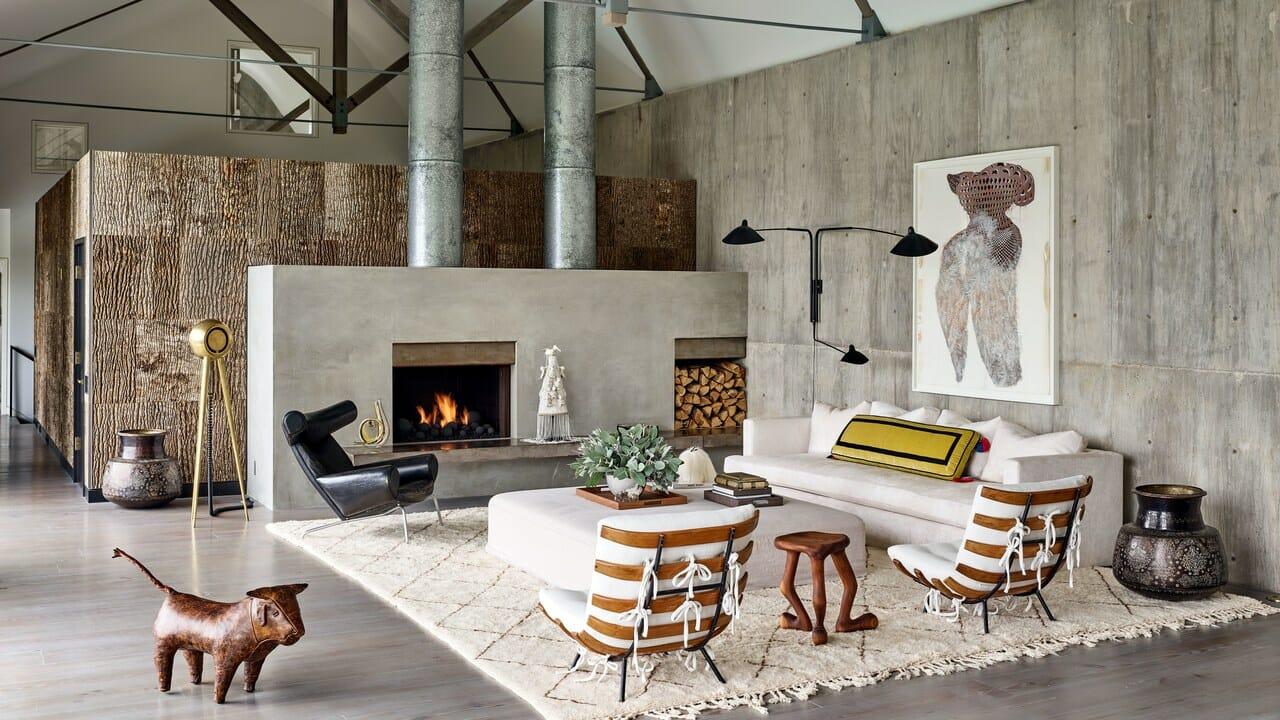 Natural Bark Tiles Architectural Digest P Lamb Bark House Brand 1