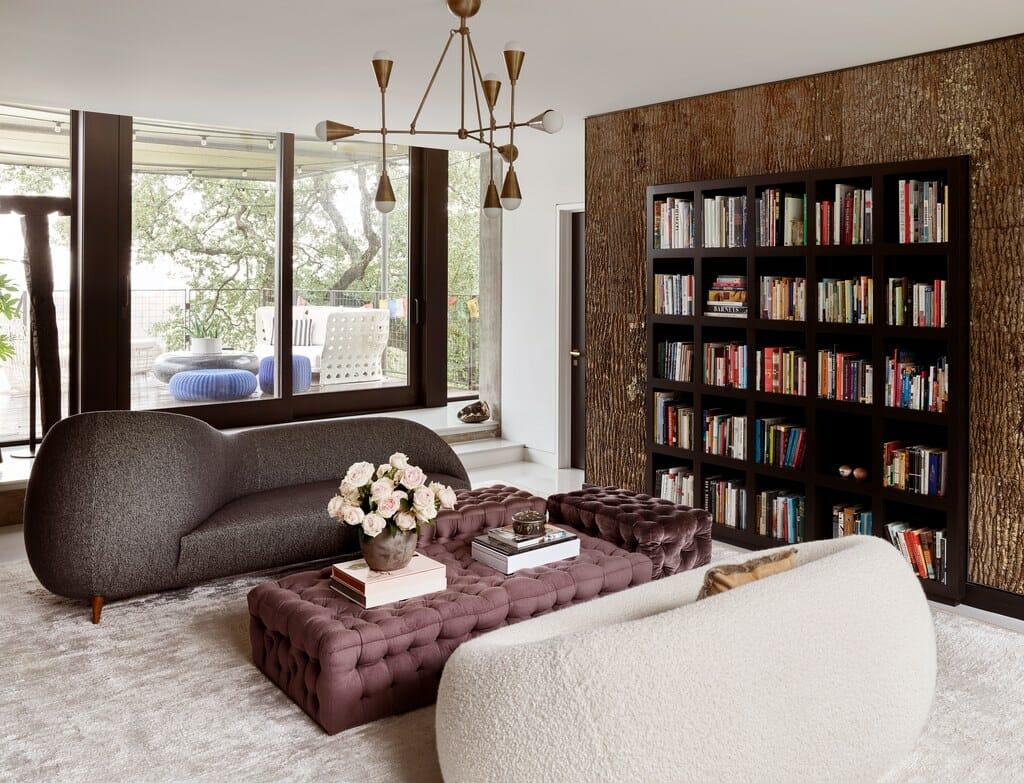 Natural Bark Tiles Architectural Digest P Lamb Bark House Brand 3